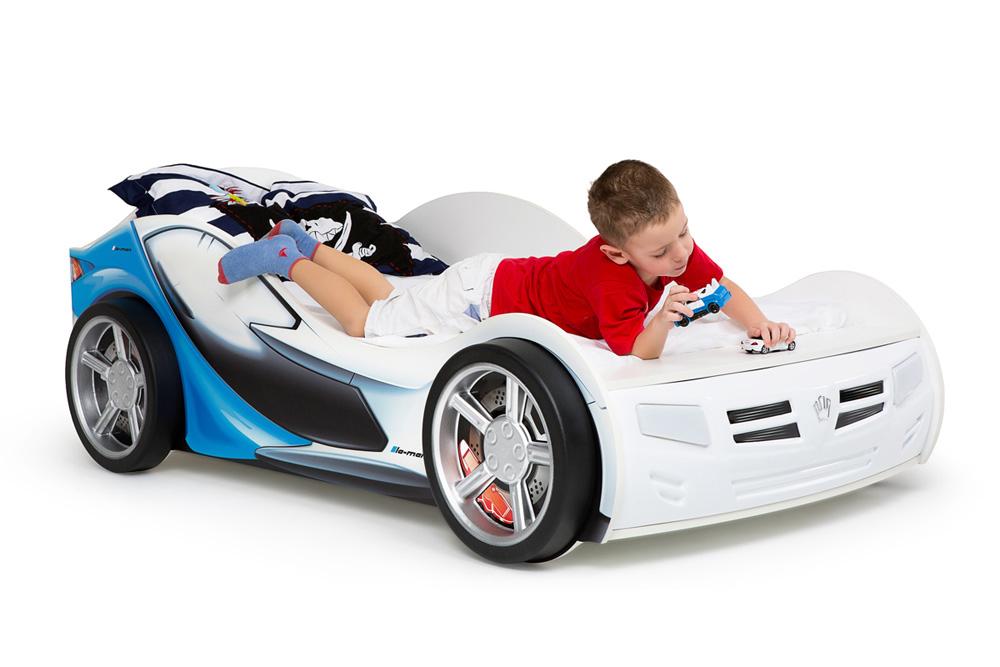 Кровать-машина La Man