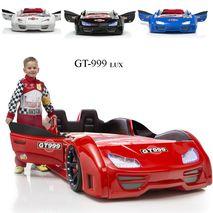 Кровать Машина GT-999 LUX с кож.салоном