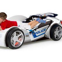 Кровать-машина Police Advesta  (Полиция Адвеста)