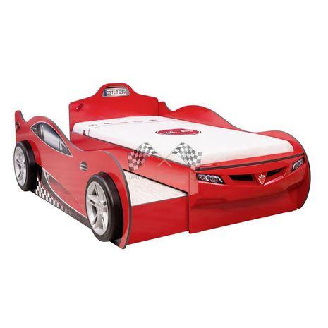 Кровать-машина Coupe CRB с ящиком