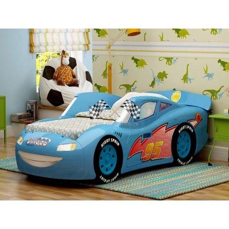 Кровать-машина Тачки Диноко