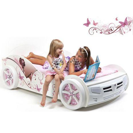 Кровать-машина Фея без страз