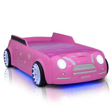 Кровать машина MINI СOOPER